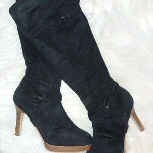 Wild Diva Knee Boot